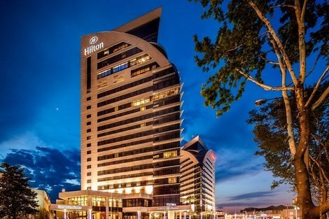 Hilton Bursa Convention Center and Spa