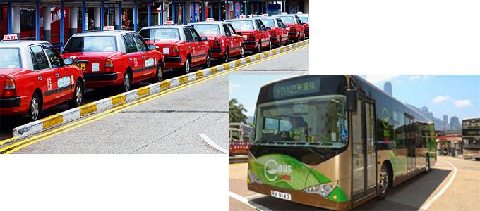 hong kong transportation